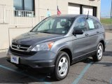 2011 Polished Metal Metallic Honda CR-V LX 4WD #103938036