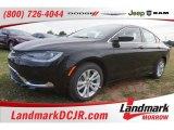 2015 Black Chrysler 200 Limited #103937707