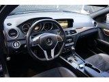 2012 Mercedes-Benz C Interiors