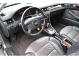 2003 Audi Allroad Interiors