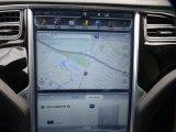 2013 Tesla Model S  Navigation