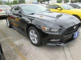 2015 Black Ford Mustang V6 Coupe #103975607