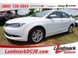 2015 Bright White Chrysler 200 Limited #103975719