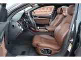 2011 Audi A8 Interiors
