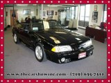 1993 Ford Mustang Black