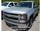 2015 Chevrolet Silverado 1500 LS Regular Cab Data, Info and Specs
