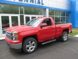 2015 Victory Red Chevrolet Silverado 1500 LT Regular Cab 4x4 #103975653