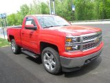 2015 Chevrolet Silverado 1500 LT Regular Cab 4x4 Data, Info and Specs