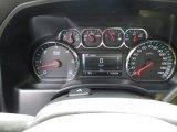 2015 Chevrolet Silverado 1500 LT Regular Cab 4x4 Gauges