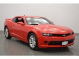 2014 Red Hot Chevrolet Camaro LS Coupe #103975580