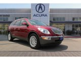 2009 Red Jewel Tintcoat Buick Enclave CXL #104006828