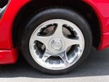Dodge Viper 1998 Wheels and Tires