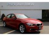 2013 Melbourne Red Metallic BMW 3 Series 328i xDrive Sedan #104006862