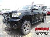2007 Black Toyota Tundra Limited CrewMax 4x4 #104029524