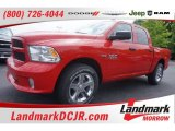 2015 Flame Red Ram 1500 Express Crew Cab #104038885