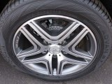 Mercedes-Benz G 2015 Wheels and Tires