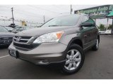 2011 Polished Metal Metallic Honda CR-V SE 4WD #104038968