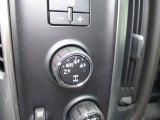 2015 Chevrolet Silverado 1500 LTZ Z71 Crew Cab 4x4 Controls