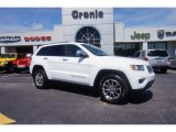 2014 Bright White Jeep Grand Cherokee Limited #104062038