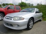 2003 Ultra Silver Metallic Chevrolet Cavalier LS Coupe #104062025