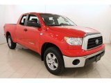 2008 Radiant Red Toyota Tundra SR5 Double Cab 4x4 #104062145