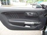 2015 Ford Mustang GT Premium Convertible Door Panel