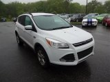 2013 Oxford White Ford Escape SE 1.6L EcoBoost #104062187