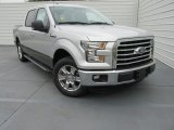 2015 Ingot Silver Metallic Ford F150 XLT SuperCrew #104062053