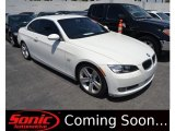 2007 Alpine White BMW 3 Series 335i Convertible #104096216