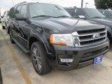 2015 Tuxedo Black Metallic Ford Expedition EL XLT #104095958