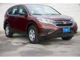 2015 Copper Sunset Pearl Honda CR-V LX #104096107