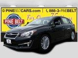 2015 Subaru Impreza 2.0i Limited 5 Door Data, Info and Specs