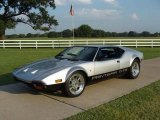 De Tomaso Pantera Data, Info and Specs