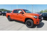 2015 Toyota Tundra TRD Pro CrewMax 4x4 Front 3/4 View