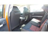 2015 Toyota Tundra TRD Pro CrewMax 4x4 Rear Seat
