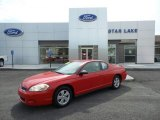 2006 Sport Red Metallic Chevrolet Monte Carlo LT #104130182