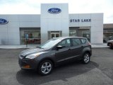 2015 Magnetic Metallic Ford Escape S #104130178