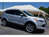 2013 Ingot Silver Metallic Ford Escape Titanium 2.0L EcoBoost #104161300