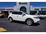 2014 Pearl White Nissan Murano S #104161348
