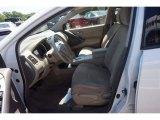 2014 Nissan Murano S Beige Interior