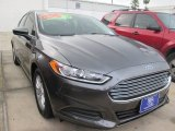 2016 Magnetic Metallic Ford Fusion S #104161188