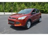 2015 Sunset Metallic Ford Escape S #104161454