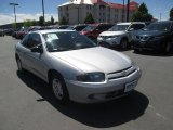 2003 Ultra Silver Metallic Chevrolet Cavalier Coupe #104161446