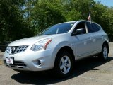 2012 Brilliant Silver Nissan Rogue S Special Edition AWD #104161103