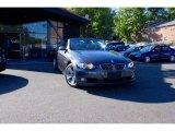 2008 Space Grey Metallic BMW 3 Series 335i Convertible #104198460