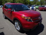2011 Red Candy Metallic Ford Explorer Limited 4WD #104198724