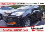 2013 Tuxedo Black Metallic Ford Escape S #104224421