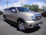 2008 Desert Sand Mica Toyota Tundra Limited CrewMax #104224440