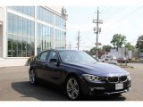 2015 Imperial Blue Metallic BMW 3 Series 335i xDrive Sedan #104230179