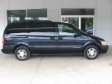 Navy Blue Metallic Chevrolet Venture in 2004